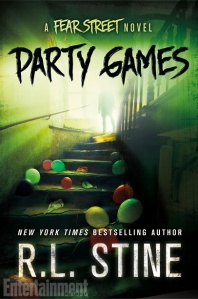 Party Games by R.L. Stine -- exclusive EW.com image