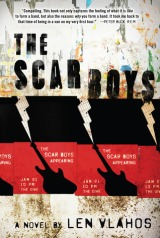 March Buzz Book: THE SCAR BOYS by Len Vlahos