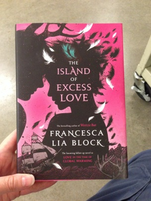 Block - The Island of Excess Love