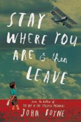 Stay Where You Are & Then Leave: A Surprising Story