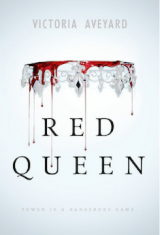 Red Queen: A Fantastic Book For The Big Screen