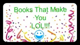 Books That Make You LOL!!!
