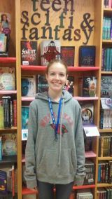 Teen on Self-Publishing Her Novella