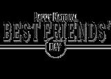 It's National Best FriendsDay!