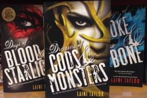 laini taylor paperbacks