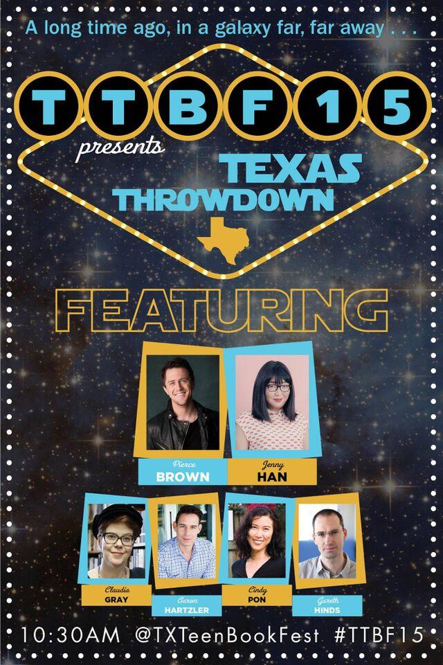 texas throwdown