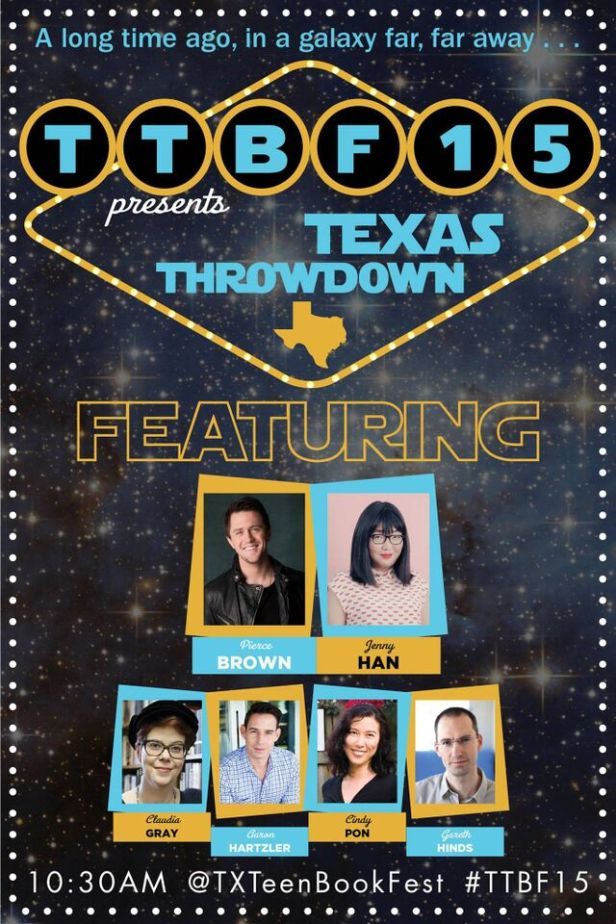 texas throwdown
