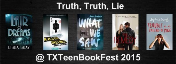 TTBF Panel Truth, Truth, Lie