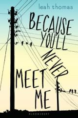 BECAUSE YOU'LL NEVER MEET ME: Is Simply A Stunning Story