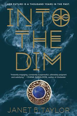into the dim'