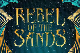 rebel of the sands banner
