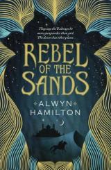 APRIL BUZZ BOOK: Rebel Of The Sands by Alwyn Hamilton