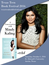 Mindy Kaling Will Be Speaking At The Texas Teen Book Festival!!!