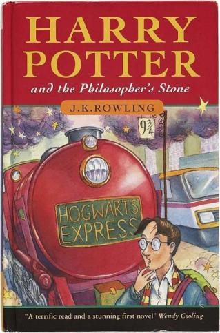 harry potter phil ston