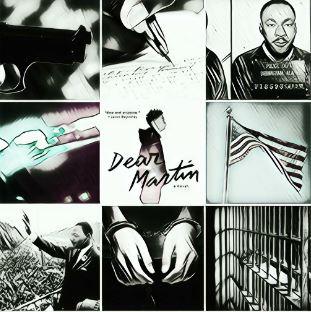 dear martin graphic