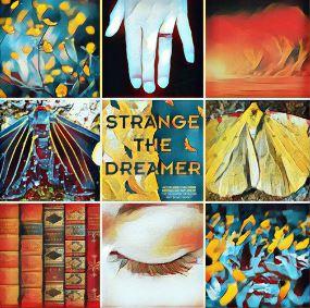 strange the dreamer graphic