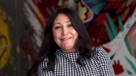 The fist Saudi film maker Haifaa Al-Mansour presents her last movie, Madrid, Spain - 04 Mar 2020